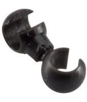 Крючек для скрепления рубашки JAGWIRE CHA046 поворотный Black (4шт)