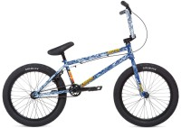"Велосипед 20"" Stolen CREATURE 2020 ANGRY SEAS BLUE, синий"