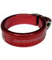 Подседельный хомут Cannondale (35.0 мм) под трубу 31.6, красный KP164/RED