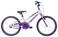 "Велосипед 20"" Apollo NEO girls Brushed Alloy / Lavender / Purple Fade"