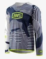 Вело джерси Ride 100% R-Core-X Jersey [White Camo], L