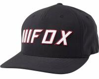 Кепка FOX DOWNSHIFT FLEXFIT HAT [BLACK], S/M