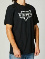 Футболка FOX RAZORS EDGE TEE [Black], L