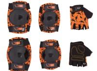 Защита для детей Green Cycle Dino Orange