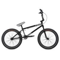 "Велосипед 20"" Stolen OVERLORD 2020 BLACK W/ REFLECTIVE GREY"