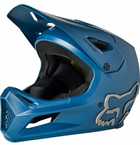 Вело шлем FOX RAMPAGE HELMET [Dark Indigo], S