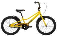 """Велосипед 20"""" Pride FLASH 20 2021 желтый"""
