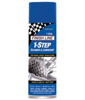 Смазка-очиститель Finish Line 1-Step два в одном, 180ml аэрозоль