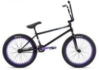 "Велосипед 20"" Stolen SINNER FC XLT RHD 21.00"" 2021 BLACK W/ VIOLET"