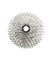 Кассета инд. 9-k 11-40T SUN RACE MTB M990 алюминиевый паук, Nickel