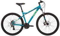 """Велосипед 27,5"""" Pride STELLA 7.2 рама - S 2021 бирюзовый"""