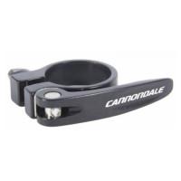 Подседельный хомут Cannondale (27.2) Flash CRB, черный KP120/BLK 30.0 мм