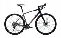 "Велосипед 28"" Marin HEADLANDS 1 рама - 54см 2021 Gloss Charcoal/Black/Roarange"
