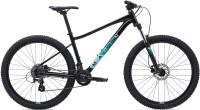 "Велосипед 27,5"" Marin WILDCAT TRAIL 3 WFG рама - S/M 2021 Gloss Silver/Black/Metallic Red"