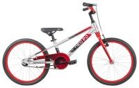 "Велосипед 20"" Apollo NEO boys Brushed Alloy / Red / Black Fade"