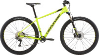 "Велосипед 29"" Cannondale Trail 4 VLT зеленый 2018"